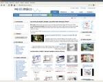eShop na šicí stroje
