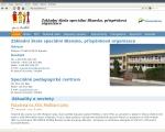 Základní škola speciální Blansko, příspěvková organizace