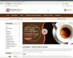 GastroKáva - obchod s kávou a čajem